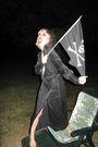 Black-vivienne-westwood-anglomania-dress-black-maison-michel-accessories-whi