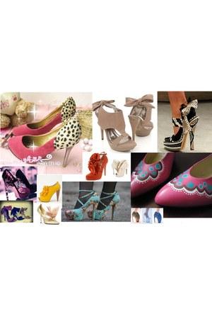 pumps - pumps - heels - heels - heels - heels
