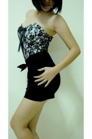 Miss OCD blazer - skirt