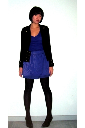 gripp jacket - top - skirt