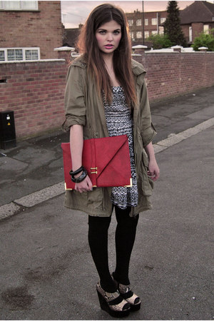asos bag - Topshop wedges