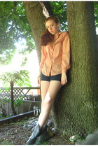 blouse - shorts - accessories - piperlime shoes