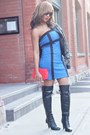 Call-it-spring-boots-forever-21-dress-forever-21-jacket-chanel-purse
