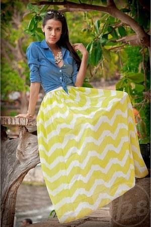 F5 skirt - F5 blouse