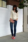 James-jeans-jeans-snake-clutch-cole-haan-bag-karen-walker-sunglasses