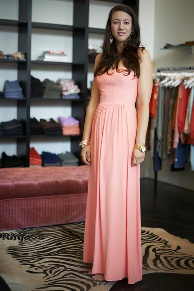 corset Rebecca Taylor dress
