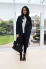 Black-kurt-geiger-boots-navy-h-m-coat-black-miss-selfridge-jeans