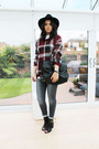 Black-kurt-geiger-boots-charcoal-gray-f-f-clothing-jeans