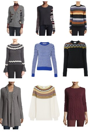 grey cardigan Cinq a sept sweater - rag & bone sweater
