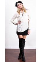 carey blouse blouse - boots