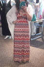 Winners-dress-vince-camuto-wedges-garage-cardigan-blee-inara-necklace