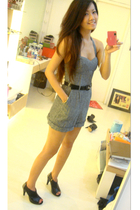Forever21 dress - mitchybell shoes
