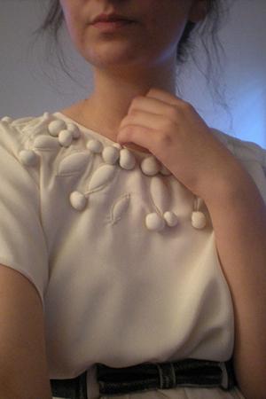 beige Forever 21 dress