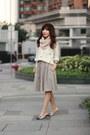 White-pom-poms-lowrys-farm-sweater-beige-infinity-h-m-scarf