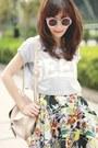 Peach-topshop-bag-bubble-gum-round-choies-sunglasses