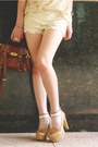 Peach-blouse-beige-loafers-shoes-bronze-alexa-mini-mulberry-bag