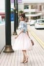 Light-pink-miu-miu-bag-white-zara-sunglasses