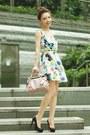 Light-pink-h-m-necklace-light-blue-dress-light-pink-miu-miu-bag