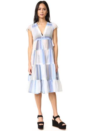 banu midi dress Shopbop dress