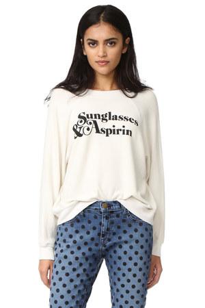 sweatshirt Shopbop sweatshirt