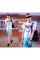 T-shirt t-shirt - Glasses sunglasses