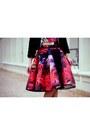 Ruby-red-romwecom-skirt