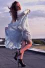 Aquamarine-diy-skirt