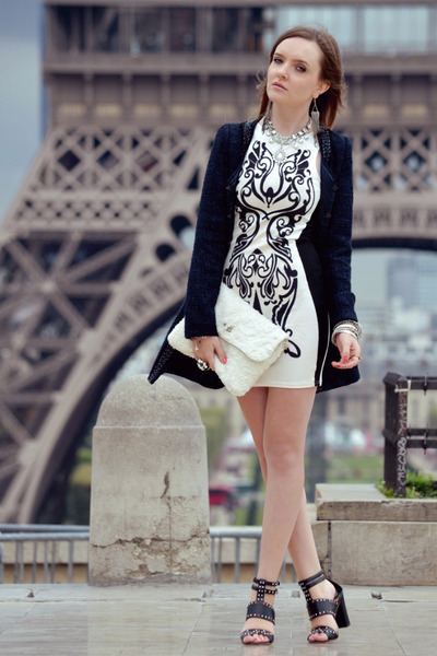 white River Island dress