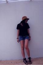 Ouky shirt - shorts - Mums hat
