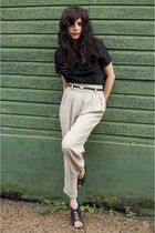 Rock Paper Vintage blouse - Rock Paper Vintage pants