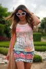 Ethnic-bershka-skirt-white-round-romwe-sunglasses-baltarini-sandals
