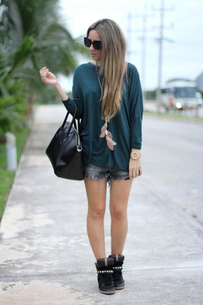 OASAP bag - Zara sneakers