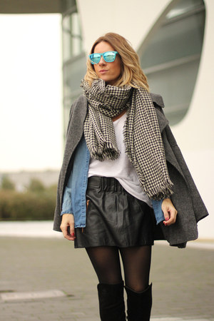 wool Zara coat