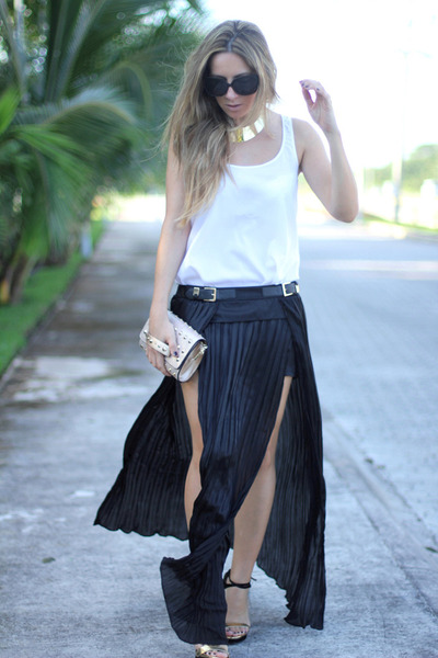 Pleated-maxi-choies-skirt