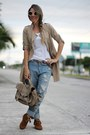 Fringed-romwe-boots-trench-sheinside-coat-boyfriends-romwe-jeans