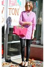 Bubble-gum-gucci-bag-bubble-gum-tunic-ralph-lauren-top