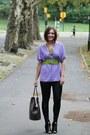Black-ugg-boots-violet-oversized-ralph-lauren-sweater