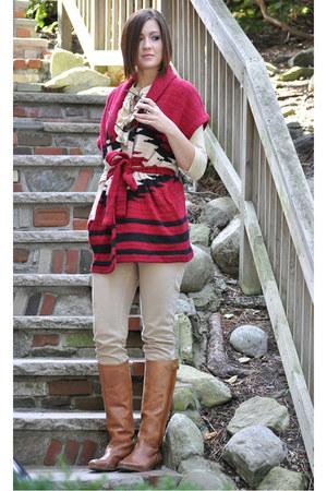 red Ralph Lauren vest