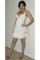 Marciano dress - Betsey Johnson shoes