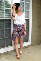 UO t-shirt - vintage shirt - Steve Madden sandals