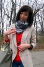 Aldo-shoes-gap-sweater-bdg-leggings-jenni-kayne-blazer-zara-scarf-birk