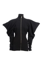 Gareth Pugh dress - Gareth Pugh jacket