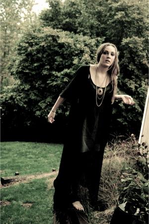 coat - dress - intimate - leggings - necklace - necklace