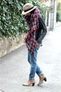 Zara-scarf-cos-jumper