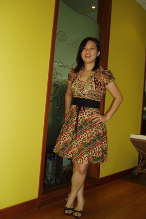 Market dress - Vincci shoes