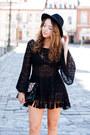 Black-wholesale7-shoes-black-electric-frenchie-dress-black-oasap-hat