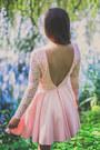 Bubble-gum-lou-dress