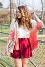 Beige-stradivarius-boots-carrot-orange-vesst-sweater-beige-persunmall-bag