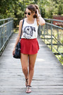 Black-wholesale7-shoes-black-romwe-bag-ruby-red-choies-shorts
