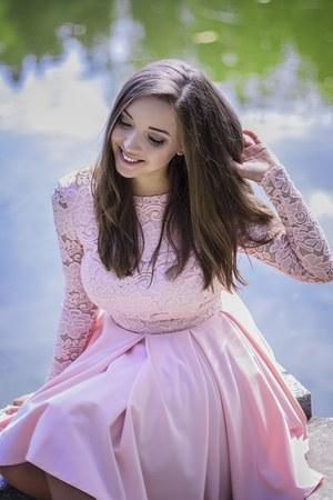 bubble gum lou dress